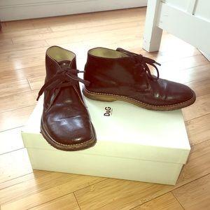D&G Dark Brown Size IT 40B US 8 Boots